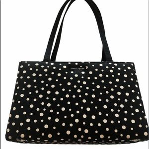 Vintage Kate Spade Sam Tote With Tab